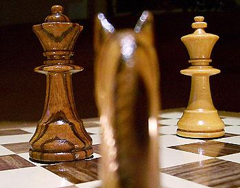 Das letzte Schachspiel